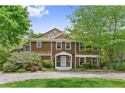 South Salem Single Family Home For Sale: 68 Ridgefield Avenue