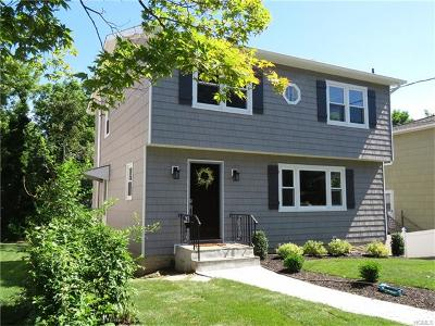Dobbs Ferry Single Family Home For Sale: 241 Ashford Avenue
