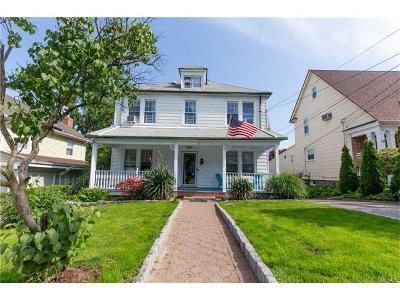 Yonkers Multi Family 2-4 For Sale: 13 (Aka 15) Normandy Road