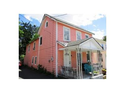 Port Jervis Single Family Home For Sale: 7 Rumsey Street