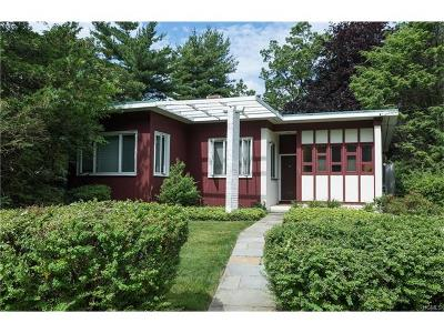 Dobbs Ferry Single Family Home For Sale: 55 Magnolia Drive