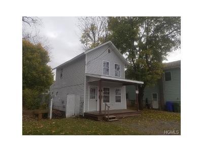 Goshen Single Family Home For Sale: 43 Bruen Place