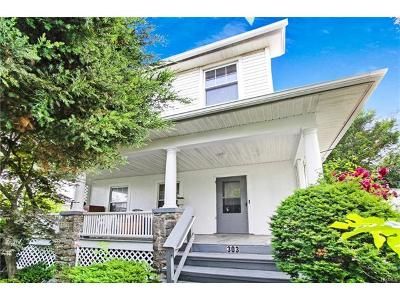 White Plains Single Family Home For Sale: 303 South Lexington Avenue