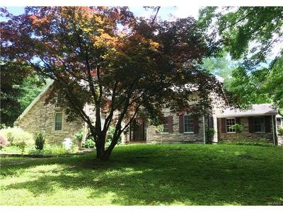 Cross River Single Family Home For Sale: 191 North Salem Road