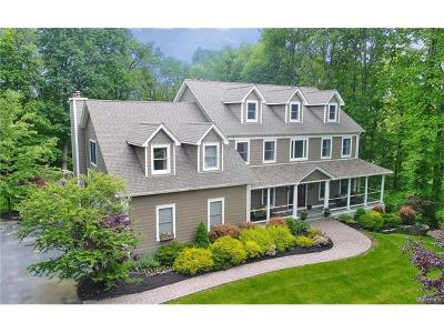 Warwick Single Family Home For Sale: 16 Warwick Lake Parkway