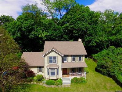 Nyack NY Single Family Home For Sale: $595,000