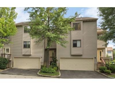 Nanuet Condo/Townhouse Sold: 37 Vista Drive