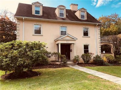 Scarsdale Single Family Home For Sale: 23 Overhill Road