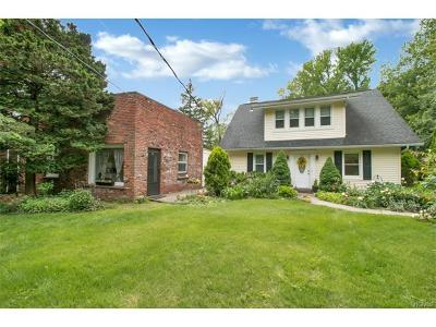Single Family Home For Sale: 218 Route 9w