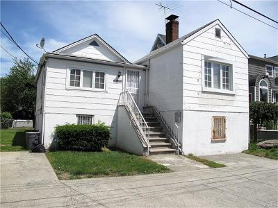Bronx Single Family Home For Sale: 3087 Hatting Place