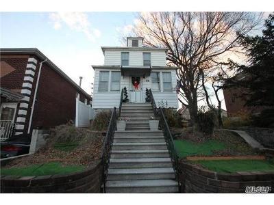 Bronx Multi Family 2-4 For Sale: 557-559 Logan Avenue