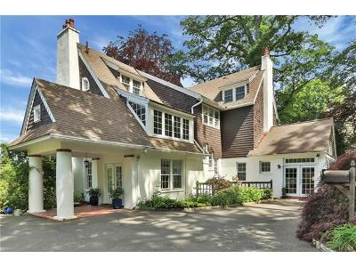Hastings-on-hudson Single Family Home For Sale: 44 Calumet Avenue