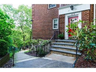 Bronxville Condo/Townhouse For Sale: 67 North Rockledge Road #GR2