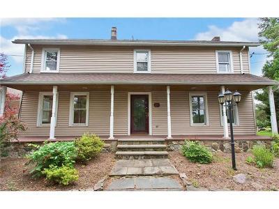 Warwick Single Family Home For Sale: 20 Union Corners Road