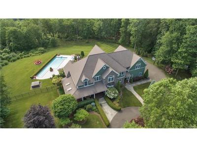 Blauvelt NY Single Family Home For Sale: $1,895,000