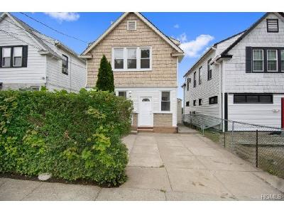 Yonkers Multi Family 2-4 For Sale: 294 Sommerville Place