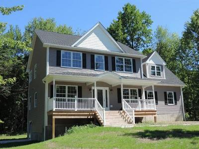 Walden Single Family Home For Sale: 2 Bruschetti (Lot 1) Court