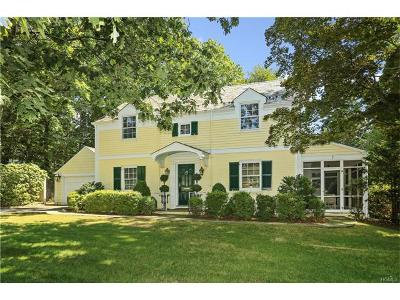 Scarsdale Single Family Home For Sale: 799 Wilmot Road