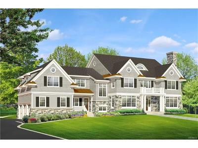 Armonk Single Family Home For Sale: 7 Hadley Road