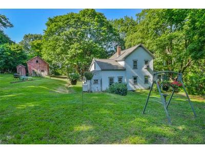 Warwick Single Family Home For Sale: 70 Brady Road
