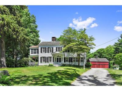 South Salem Single Family Home For Sale: 38 Bouton Road