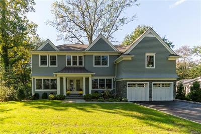 New Rochelle Single Family Home For Sale: 30 Silver Birch Drive