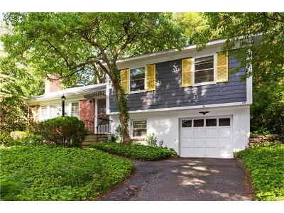 Briarcliff Manor Single Family Home For Sale: 49 Jackson Road