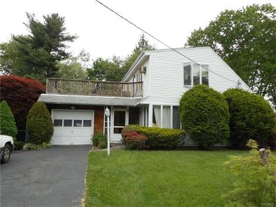 White Plains Single Family Home For Sale: 3 Winnetou Road