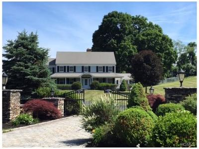 pawling Single Family Home For Sale: 21 Stebbins Farm Road