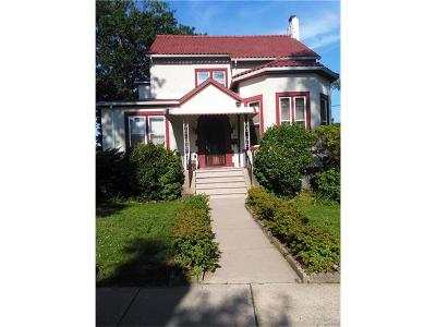 Mount Vernon Single Family Home For Sale: 437 Tecumseh Avenue