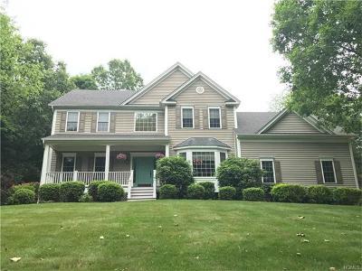Warwick Single Family Home For Sale: 37 Wilhelm Drive
