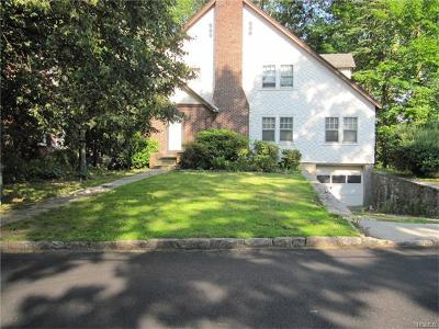 Westchester County Single Family Home For Sale: 50 Stratford Road
