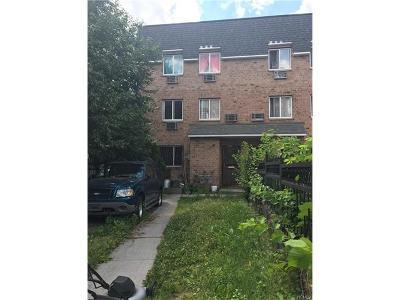 Bronx Multi Family 2-4 For Sale: 1405 Crotona Avenue
