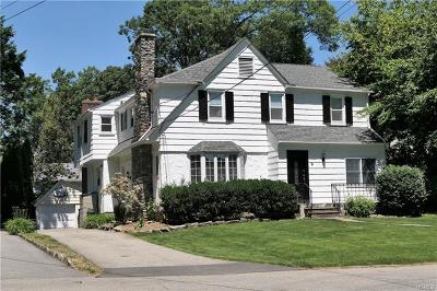 Yonkers Single Family Home For Sale: 9 Mangrove Road