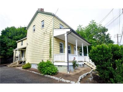 Nyack NY Multi Family 2-4 For Sale: $265,000