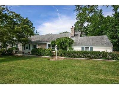 Scarsdale Single Family Home For Sale: 56 South Morris Lane