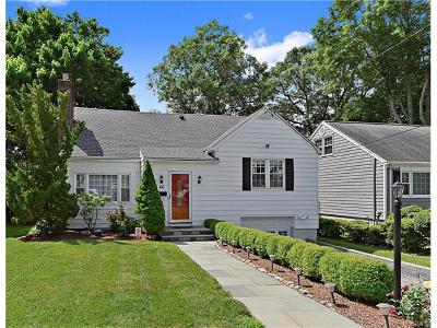 Westchester County Single Family Home For Sale: 46 Quintard Drive