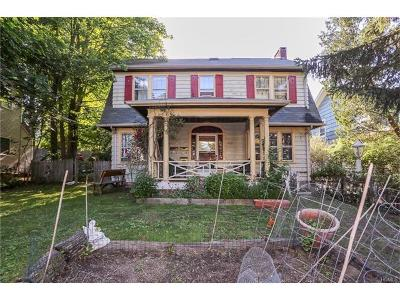 Nyack Multi Family 2-4 For Sale: 40 South Mill Street