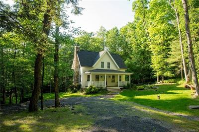 Barryville Single Family Home For Sale: 38 Schumacher Pond Road