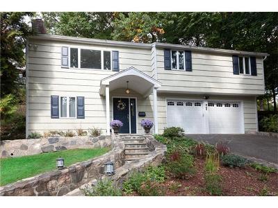 Irvington Single Family Home For Sale: 845 Harriman Road