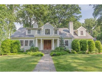 Sleepy Hollow Single Family Home For Sale: 34 Hemlock Drive