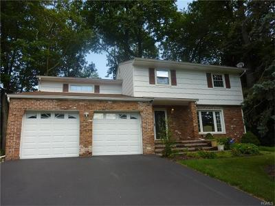 Rockland County Single Family Home For Sale: 17 Bender Road