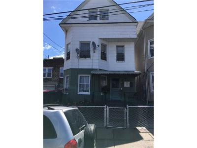 Yonkers Multi Family 2-4 For Sale: 14 Saratoga Avenue