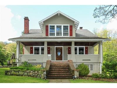 Cortlandt Manor Single Family Home For Sale: 22 Jack Road