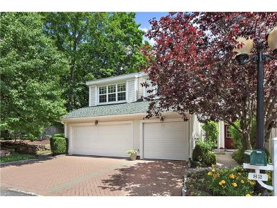 Bedford Hills Condo/Townhouse For Sale: 82 Lake Marie Lane