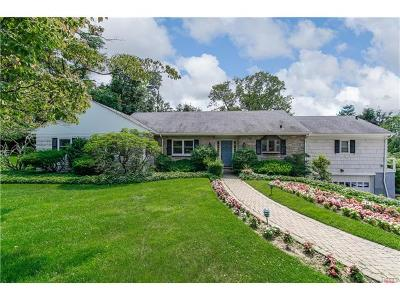 Scarsdale NY Single Family Home For Sale: $1,525,000