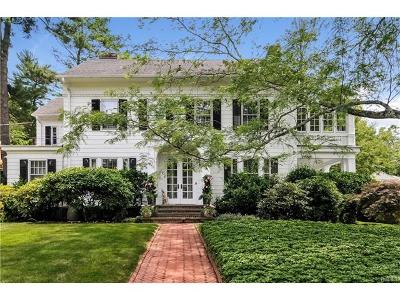 Scarsdale Single Family Home For Sale: 24 Walworth Avenue