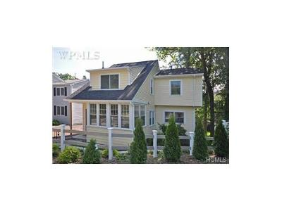 Bronxville Single Family Home For Sale: 8 Parkway Road