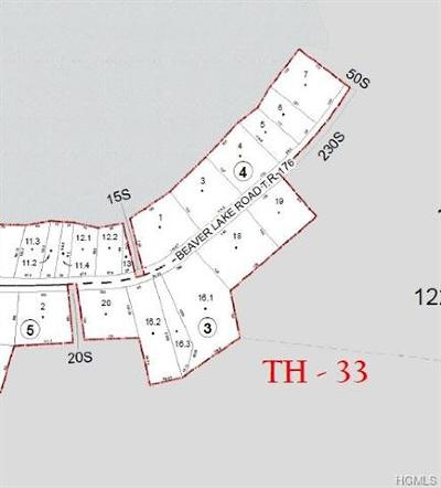 Rock Hill NY Residential Lots & Land For Sale: $35,000