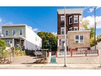 Yonkers Multi Family 2-4 For Sale: 46 Jackson Street